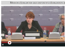 (Replay) Mission d'évaluation des dispositifs d'évaluation des politiques publiques : Table ronde