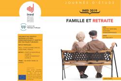 Journée scientifique Famille et Retraite – 7 mai 2019