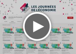 (5-7 novembre) Suivez en direct les conférences des JECO 2019