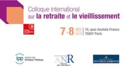 (7-8 novembre) Colloque international sur la retraite et le vieillissement