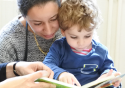 Unequal from birth: Can text messages improve language interactions between parents and children in disadvantaged families?