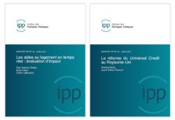 (Rapports IPP) Des prestations sociales en temps réel ?